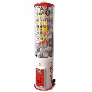 3llino - Distributore palline con sorpresa diametro da 90 mm a 100 mm