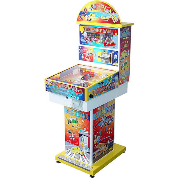 Flipper The Airplane - Flipper meccanico distributore con gioco