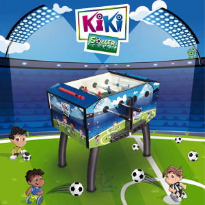 Kiki Soccer - Calciobalilla Baby Soccer