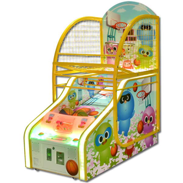 Mini Basket – Kid Game Machine – Distributori e giochi elettronici