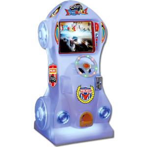 Video gioco elettronico - Il poliziotto e il ladro - Distributori e giochi elettronici