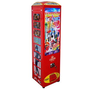 Telephone Maxi - Distributore palline con sorpresa - Distributore meccanico di palline
